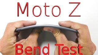 شاهد الهاتف Moto Z يخضع لإختبار التعذيب، هل سيصمد؟ - إلكتروني