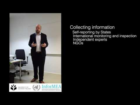 Compliance - Steps to promote implementation and compliance
