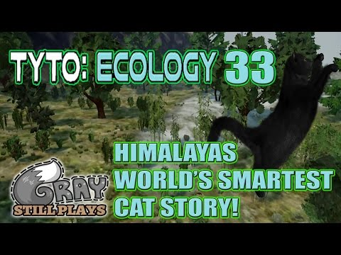 Tyto Ecology | Story of my Cat, Whom Continues to Outsmart Humanity | Part 33 | Gameplay Let's Play