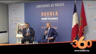 Le360.ma • Forum Maroc-France. Dakhla accueille près de 300 chefs d'entreprises du 23 au 35 octobre