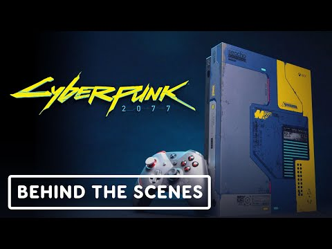 Cyberpunk 2077 - Designing The Cyberpunk 2077 Limited Edition Xbox (Behind The Scenes)