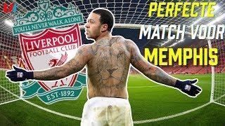 Liverpool Is De Perfecte Match Voor Memphis Depay!