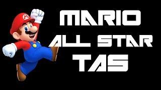 SSBM: Mario All Star TAS (Very Hard, No Damage)