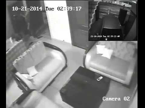 Ludhiana Robbery - CCTV Captured it