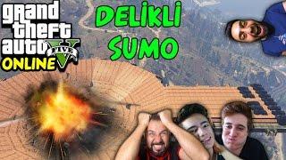 DELİKLİ SUMO! | EKİPLE GTA 5 ONLINE