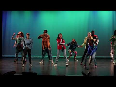 Perpetual Movement - South High School Spring Dance Performance