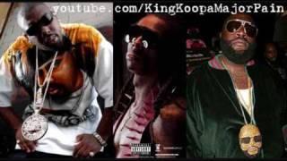 Trae Lil Wayne Rick Ross  Inkredible
