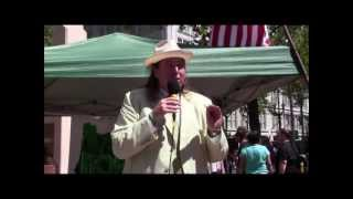 Global Cannabis March 2013: John Lucy IV - Know Your Rights!