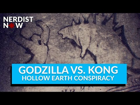 Godzilla vs. Kong: Hollow Earth Conspiracy Theory Explained (Nerdist Now)