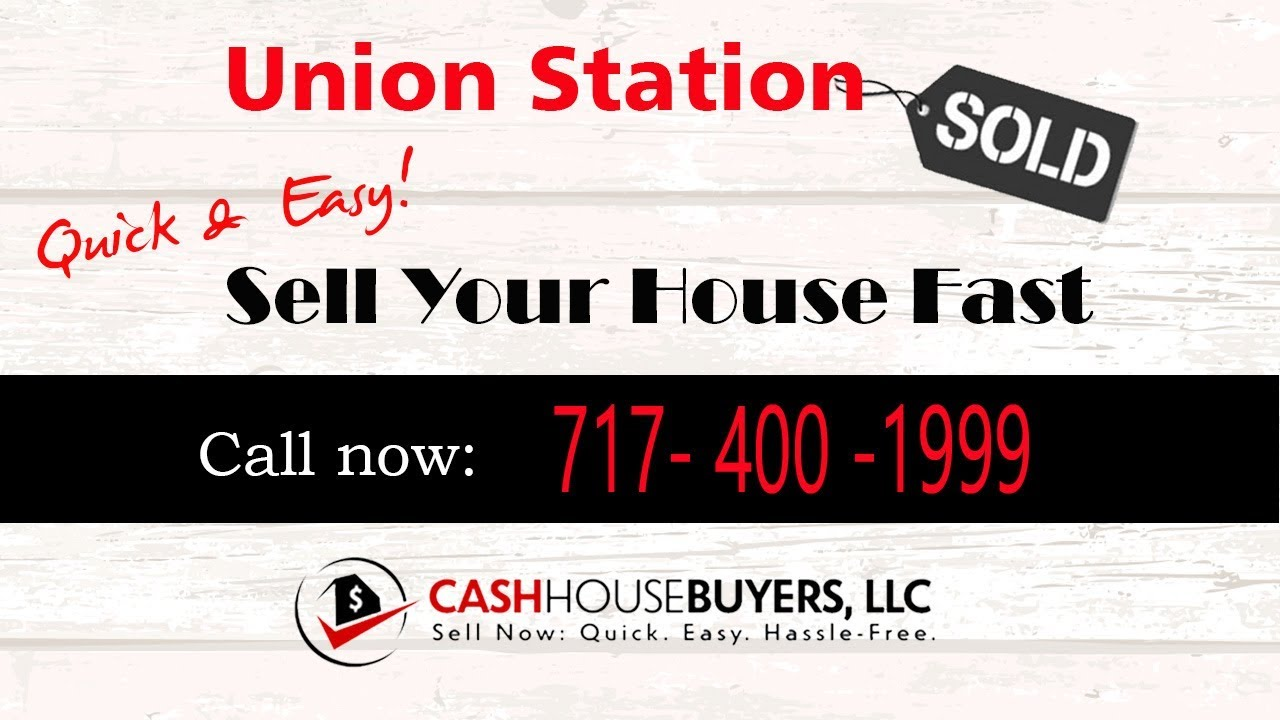 HOW IT WORKS We Buy Houses Union Station Washington DC | CALL 717 400 1999 | Sell Your House Fast