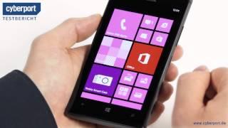 Nokia Lumia 925 im Test I Cyberport