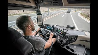 2019 Mercedes-Benz Actros  Assistance Systems