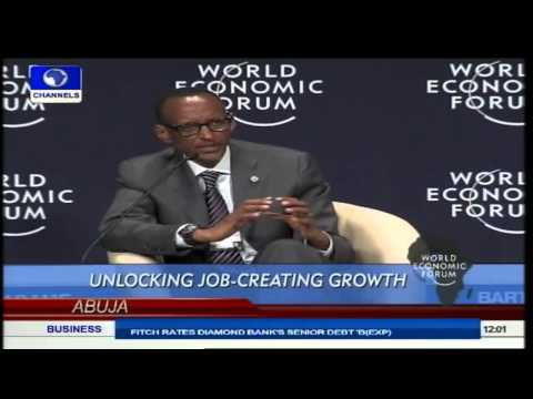 WEF Africa: Unlocking Job-Creating Growth Prt 4