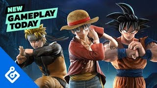 New Gameplay Today – Jump Force