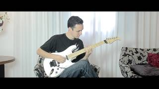 Andy James Guitar Academy Dream Rig Competition - Leandro Farias
