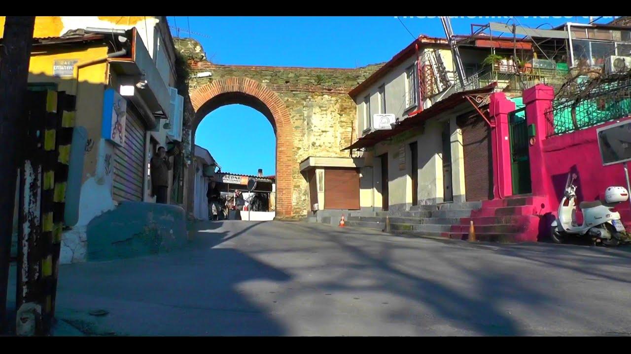 Άνω Πόλη - Upper Town - Ano Poli part 2 / Thessaloniki  Doovi