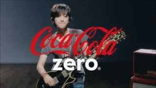 コカコーラ コカコーラ . 現在CM中の コカコーラ ゼロ 「Rock n Roll Ne...