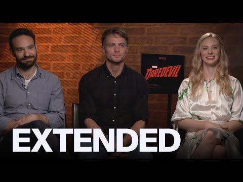 Charlie Cox Explains 'Daredevil''TMNT' Connection