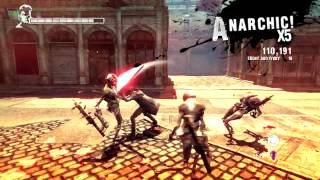 Devil May Cry PC Gameplay Trailer