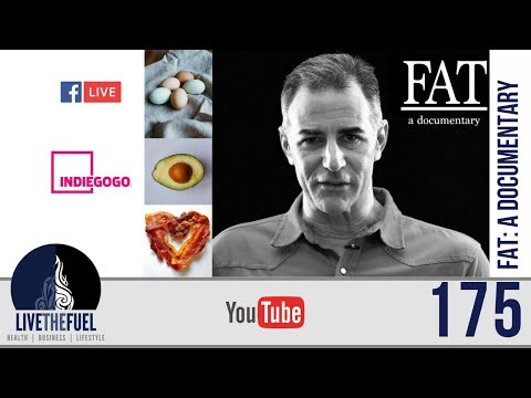 175: Fat A Documentary on Indiegogo with Vinnie Tortorich and Serena Scott Thomas!