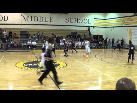 Blythewood Middle School Beats Dent in Double Overtime
