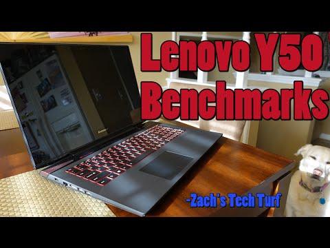 Lenovo Y50 Benchmarks - Best Buy Edition