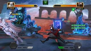 Marvel Contest Of Champions - 4* Basic grinding - Ms. Marvel bug