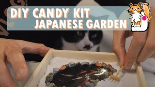 Welcome to my vlog channel! My wife found this Japanese garden candy kit while we were doing grocery shopping the other day. I've never done this before so I ...