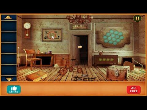 Escape game deserted house 2 walkthrough feg youtube for Minimalist house escape 2 walkthrough