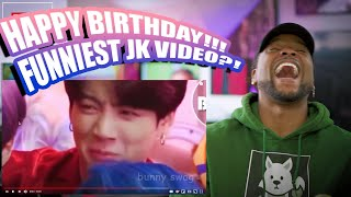 Jungkook in a nutshell | HAPPY BIRTHDAY | REACTION!!!