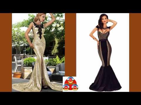 Evening dress collection - Bộ sưu tập váy đầm dạ hội - Góc Phụ Nữ