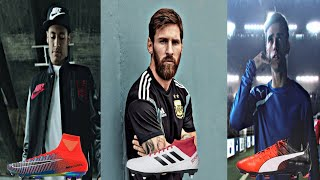 Best Adidas Nike Puma Football Commercials HD