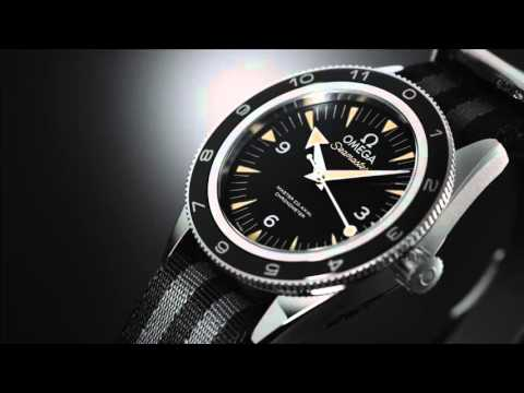 45ed4de8b83 SPECTRE  The OMEGA Seamaster 300 Limited Edition - YouTube