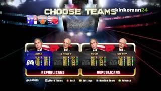 NBA JAM: Unlock Barack Obama Xbox 360 PS3 Hidden Character Cheats