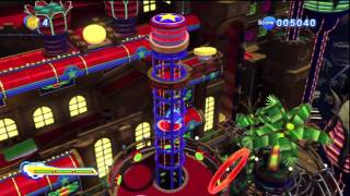 Sonic Generations Casino Night (DLC)