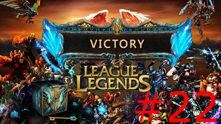 League Of Legends Shit/Funny Moments Lietuviskai #22