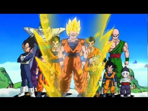 DBZ - Cha-La Head-Cha-La (O retorno de Son Goku e seus amigos!)