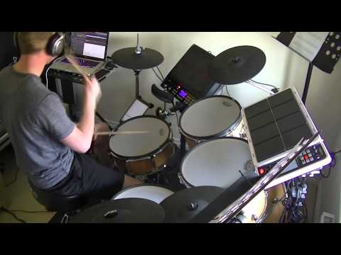 Dr. Kucho! & Gregor Salto - Can't Stop Playing - Drum Cover (DrummerMattUK)