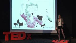 The Ethical Stripper | Stacey Clare | TEDxCoventGardenWomen