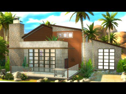 The Sims 4 Build | Desert Springs Home