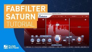 Saturn by Fabfilter | Glitch Drum Effects Tutorial