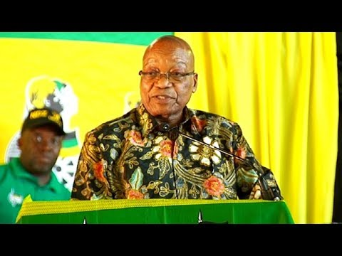 President Zuma keynote address at OR Tambo lecture in Kagiso