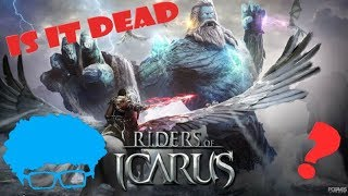Should You Play Riders Of Icarus in 2018   Is it dead? [First Impression]