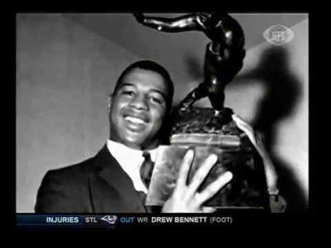 NFL Network Ernie Davis