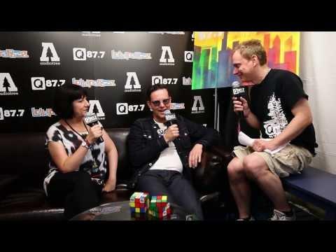 wALT Interviews New Order Backstage At Lolla 2013