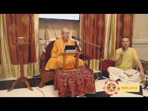 Бхагавад Гита 3.6 - Бхактивайбхава Свами