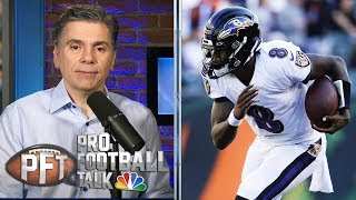 NFL Power Rankings: Ravens fly to the top | Pro Football Talk | NBC Sports