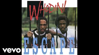 Whodini - Friends (Instrumental) [Official Audio]