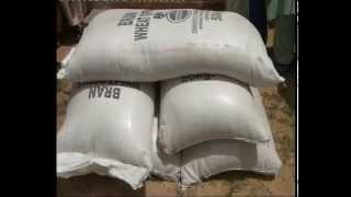 Mise à disposition d'aliment pour betail étape de Diffa PAC RC