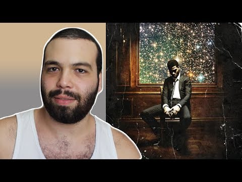 Kid Cudi - Man on the Moon II: The Legend of Mr. Rager (FIRST REACTION/REVIEW)